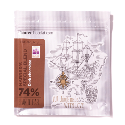 Harrer's Special 74 % étcsokoládé