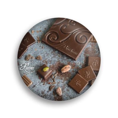 Kitűző - csoki