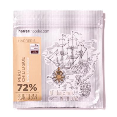 Peru Chililique 72% étcsokoládé
