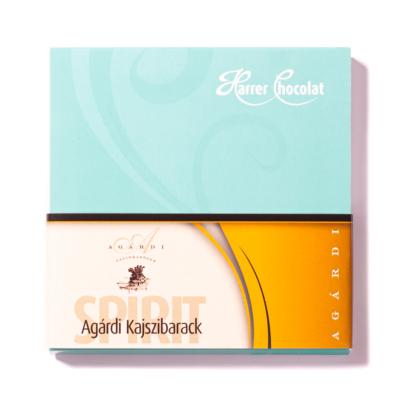 Agárdi Kajszibarack Pálinkás csokoládé