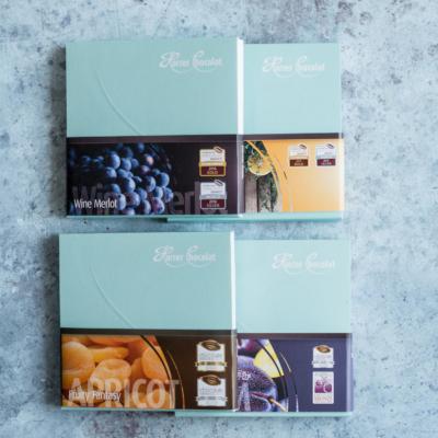 Karl Harrer kedvenc díjnyertes töltött csokoládéi