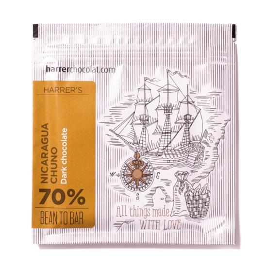 Nicaragua Chuno Traditional 70% étcsokoládé
