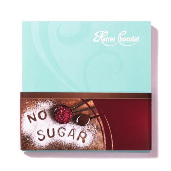 Étcsokoládé liofilizált málnával - hozzáadott cukor nélkül