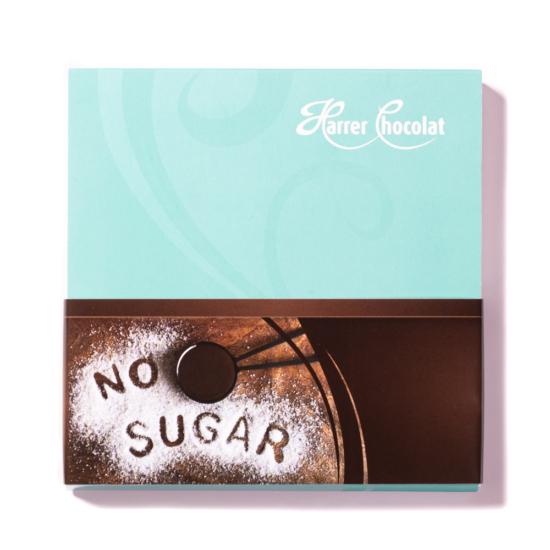 Étcsokoládé - hozzáadott cukor nélkül